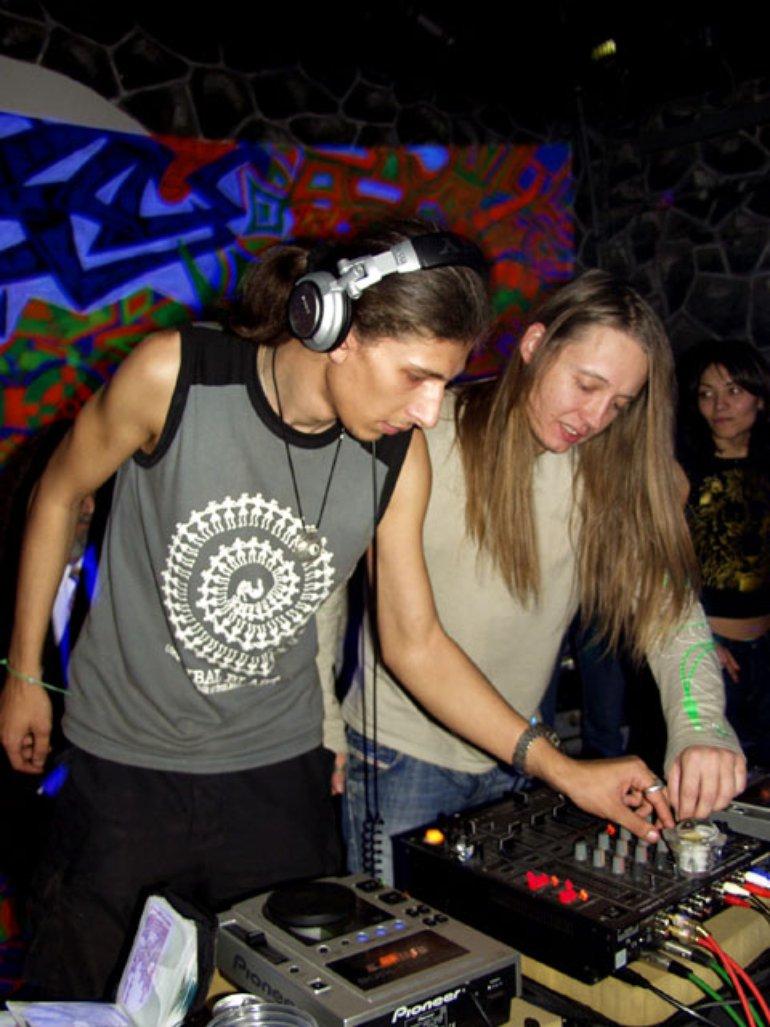 Alex and Zolod