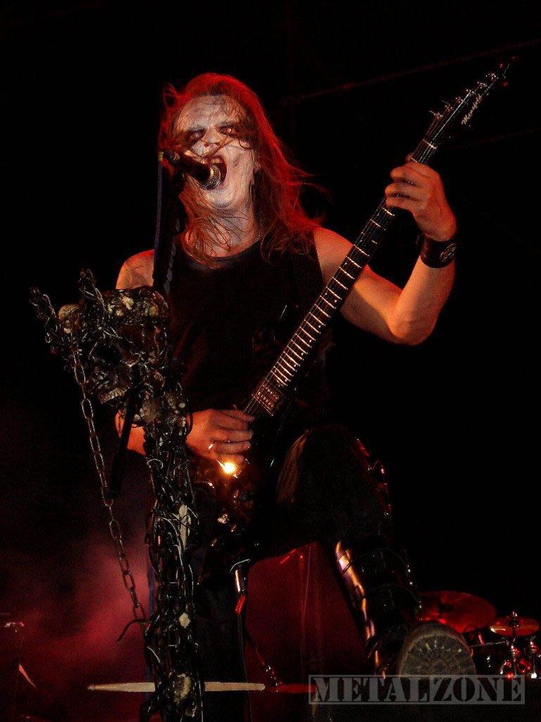 Devilish Impressions @ Metal Heads Missions 2009, Ukraine, Crimea