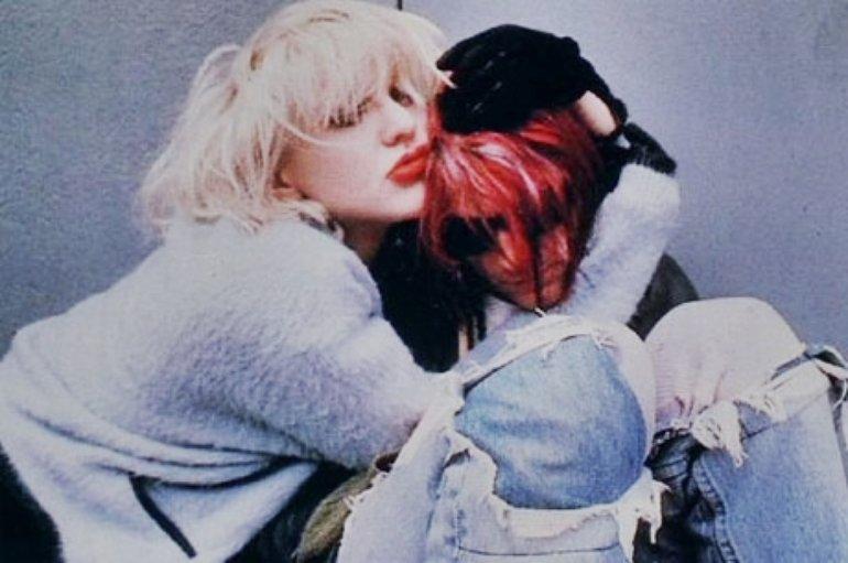 Kurt and Courtney