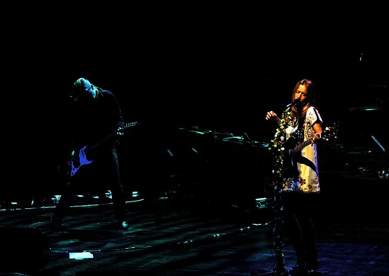 Hetaher Nova at Theaterhaus, Stuttgart, Germany 22-10-2008