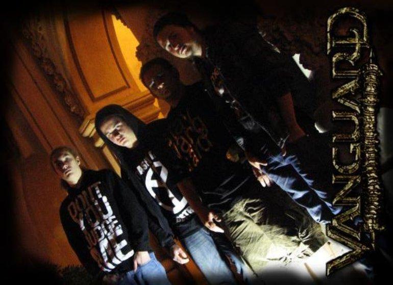VANGUARD (San Diego) Death Metal/Black Metal/Deathcore