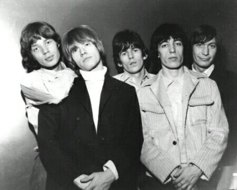 The Rolling Stones 8d448964be68456689f623db97a33233