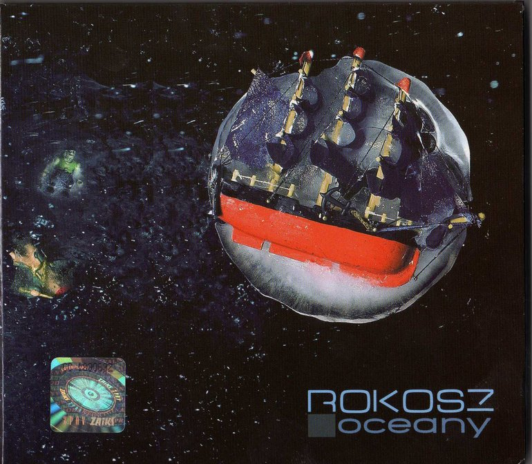 Rokosz - Oceany-2008 front