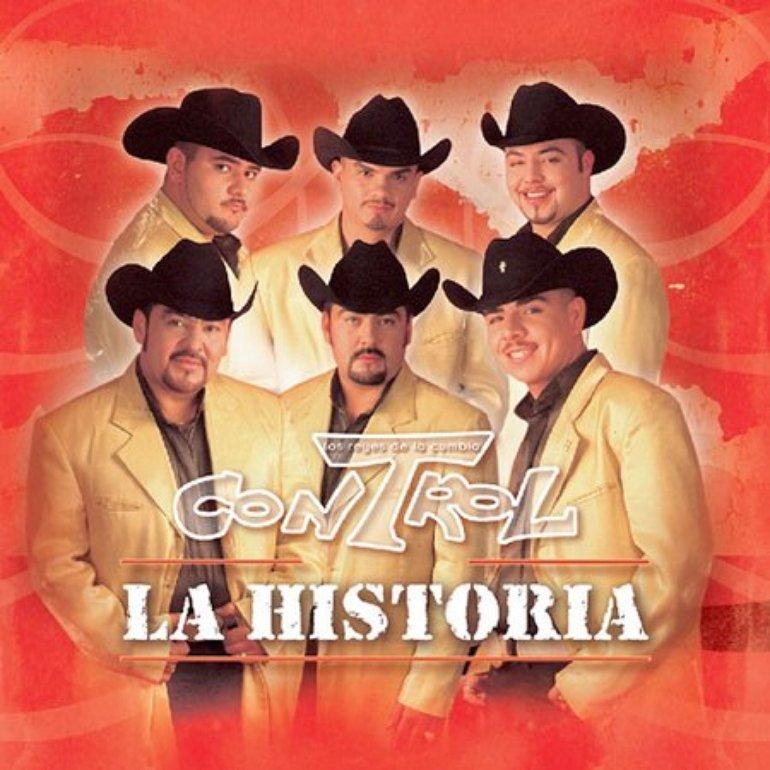 "Control-\""La Historia\"" Album"