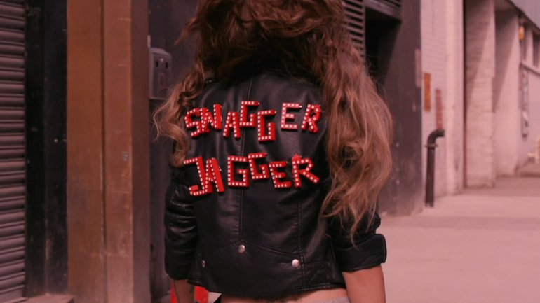 Swagger Jagger video