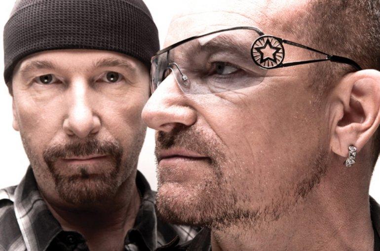 Edge, Bono