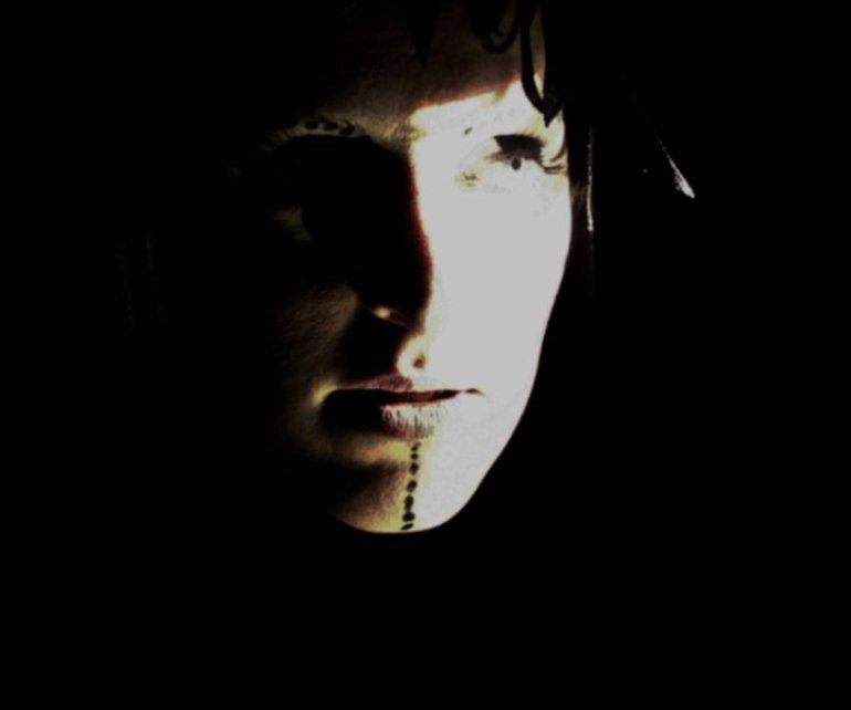 Darkness sinking