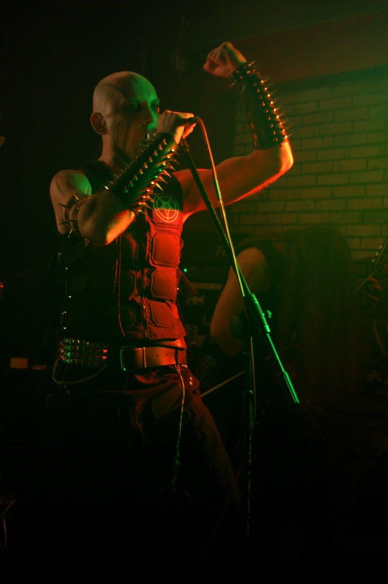 SEMARGL live @ gTFP, Częstochowa, Poland 2009