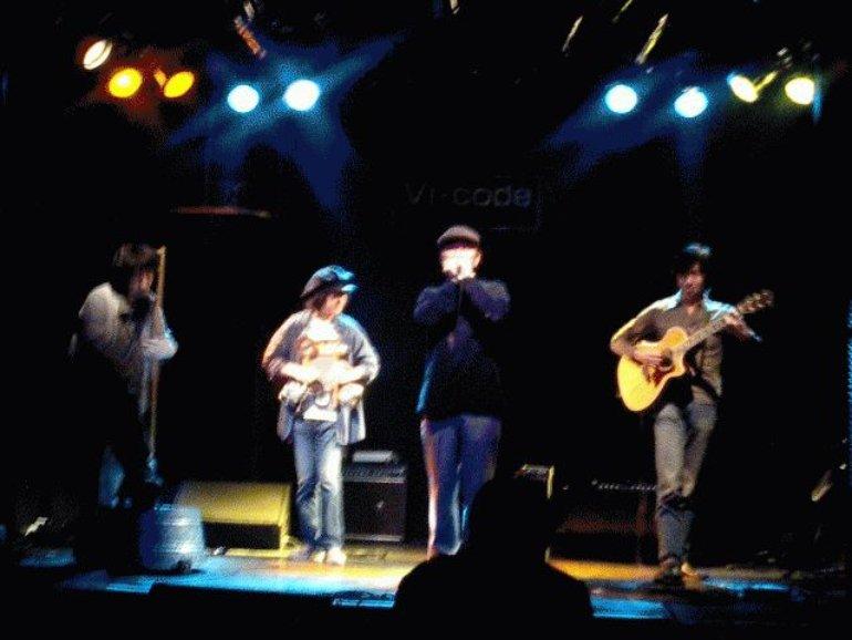 Gadget in Osaka May 2005