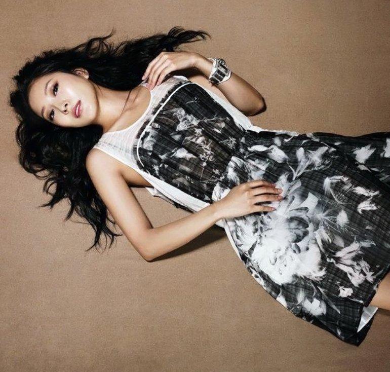 BoA Harper's Bazaar