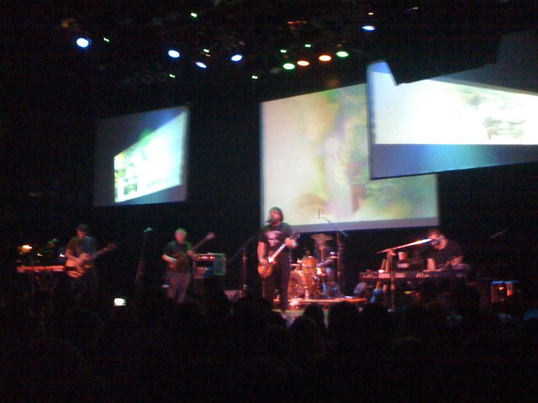 Pinback - Live in Hollywood, CA - Feb 2008