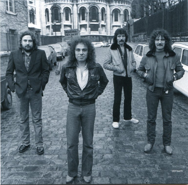 Sabbath in Blue (1980)