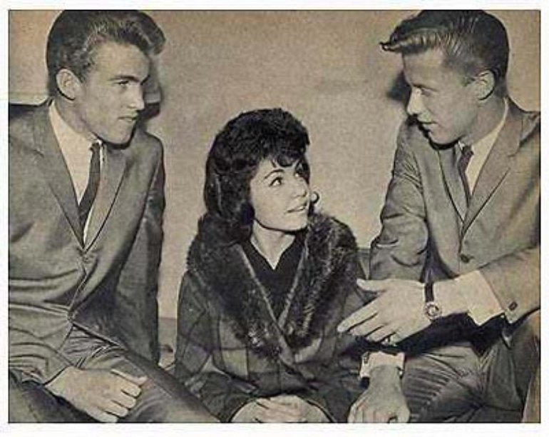 with annette funicello!