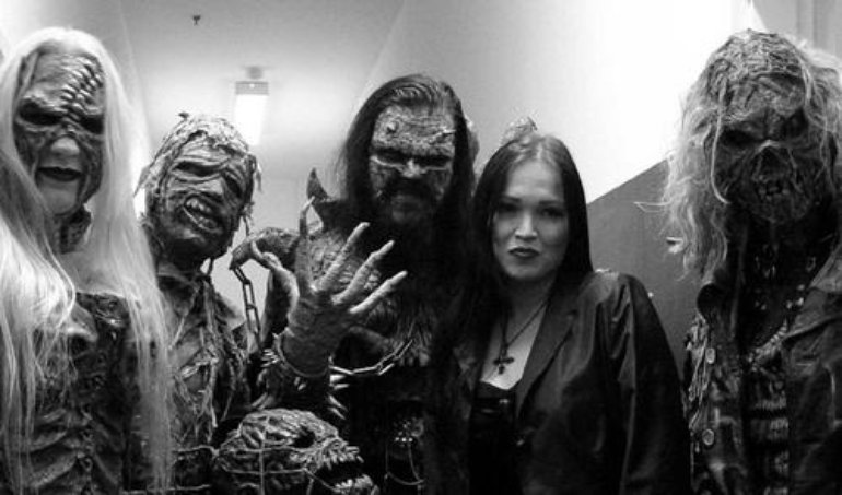 Tarja and Lordi