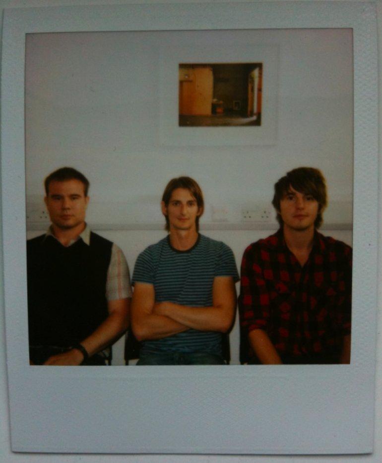 Tim, Nick and Christian