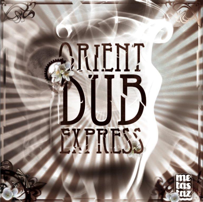 Orient Dub Express artwork by stan-gd.com