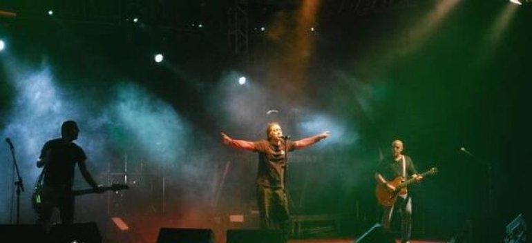 Biquini Cavadão - Ao vivo em Maturéia-PB