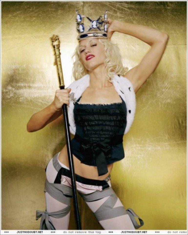 Gwen the Queen