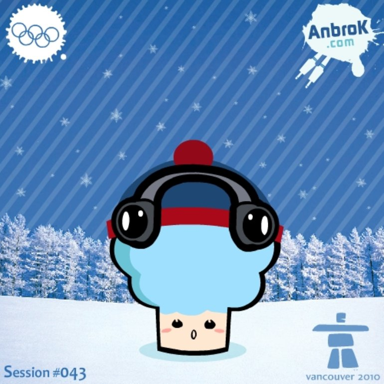 AnbroK Sessions 043 (03-2010)
