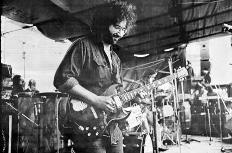 Garcia , Grateful Dead Jam!