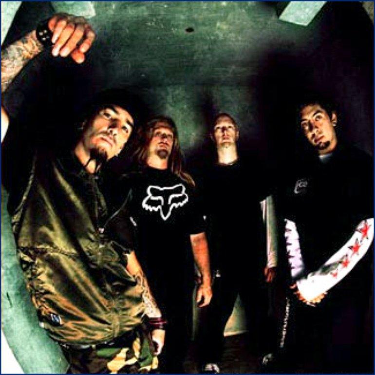 Machine Head 2001