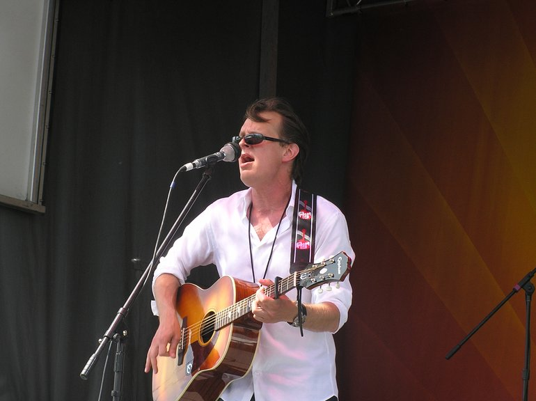 Joe at Crossroads 2010