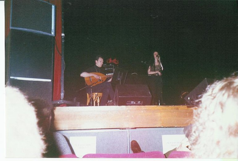 May, 1995, Nevers, France