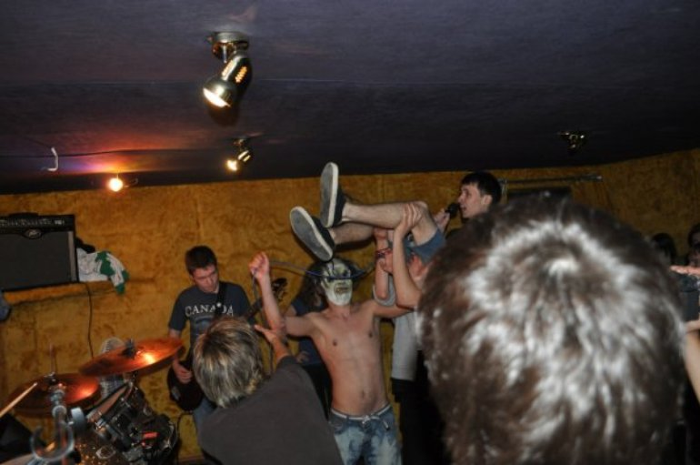 first show (Kharkov, Ukraine) 22052010