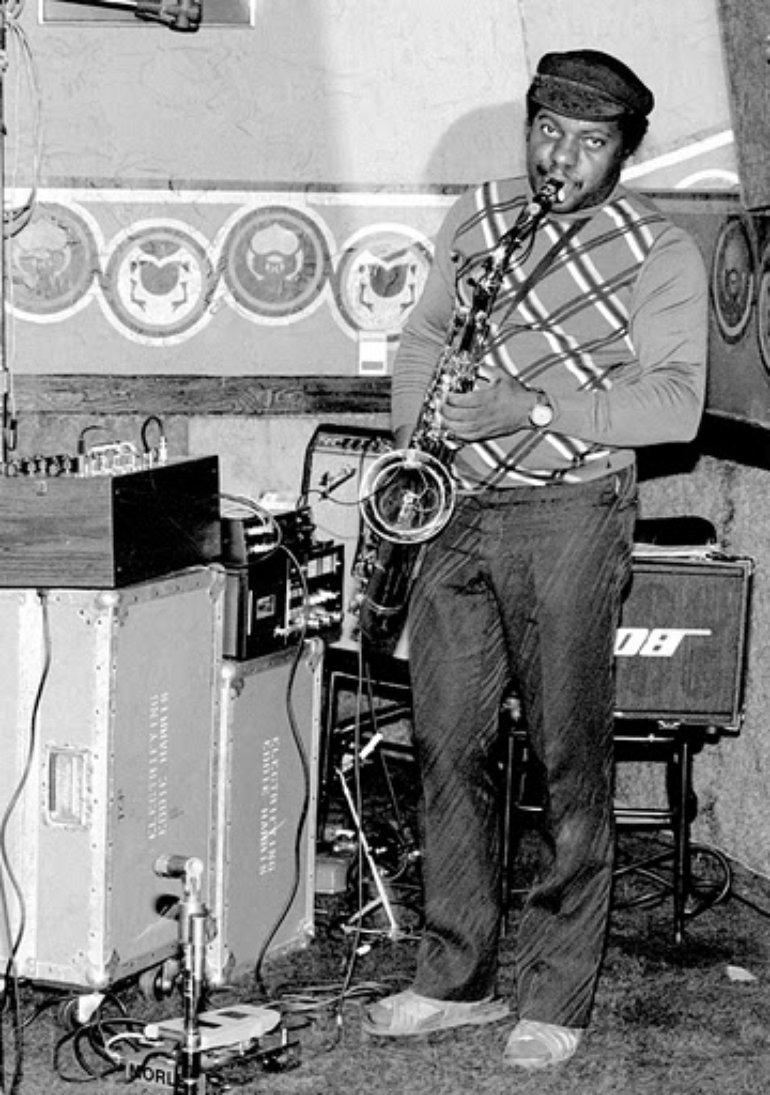 Electric Eddie Harris