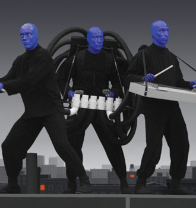 Видео Blue Men Group