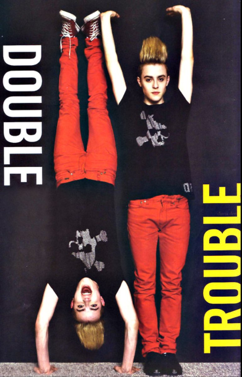 Jedward Double trouble :)