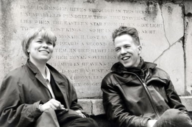 Cath Carroll and Julian Henry