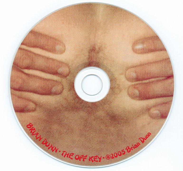 the Off Key CD Art