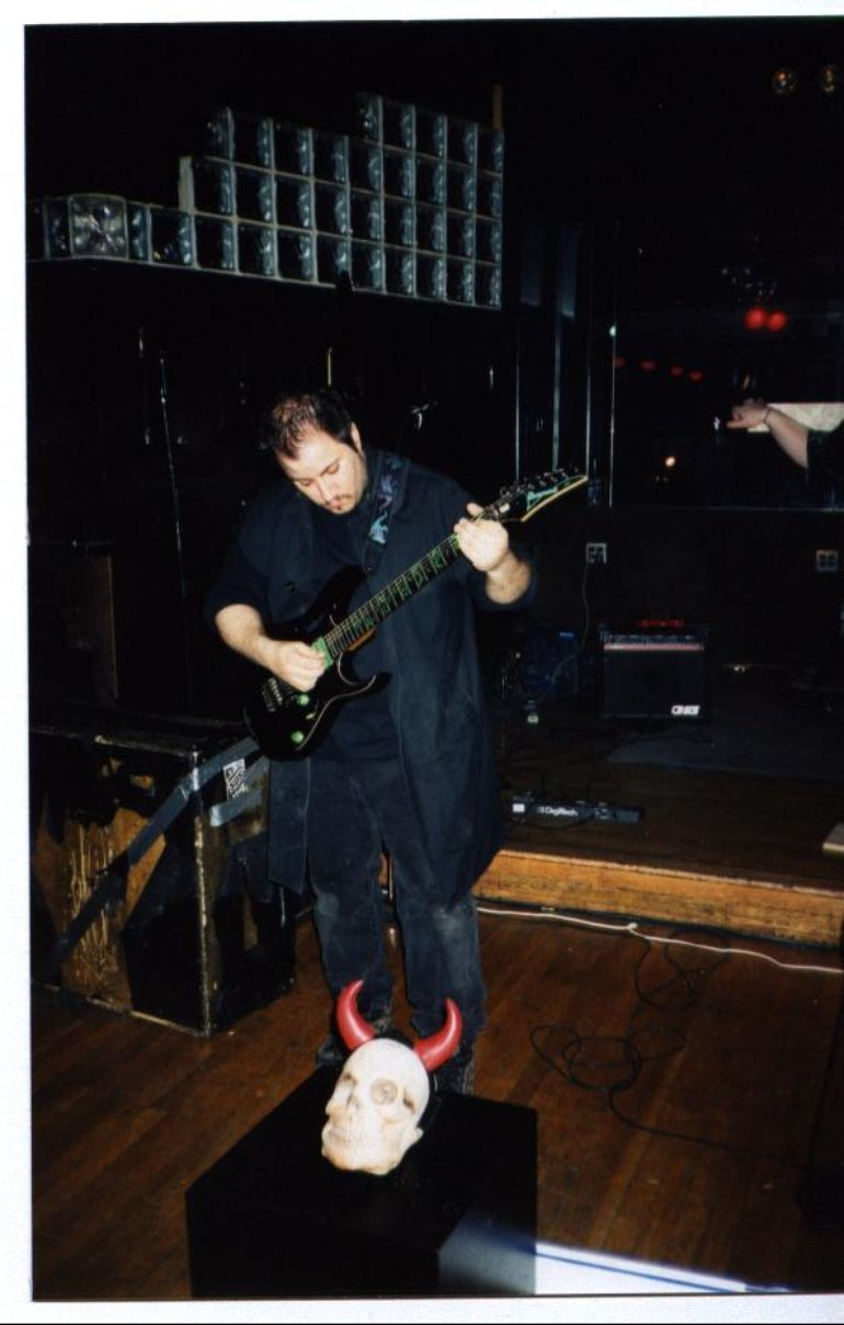 Jason Of NME in 2000