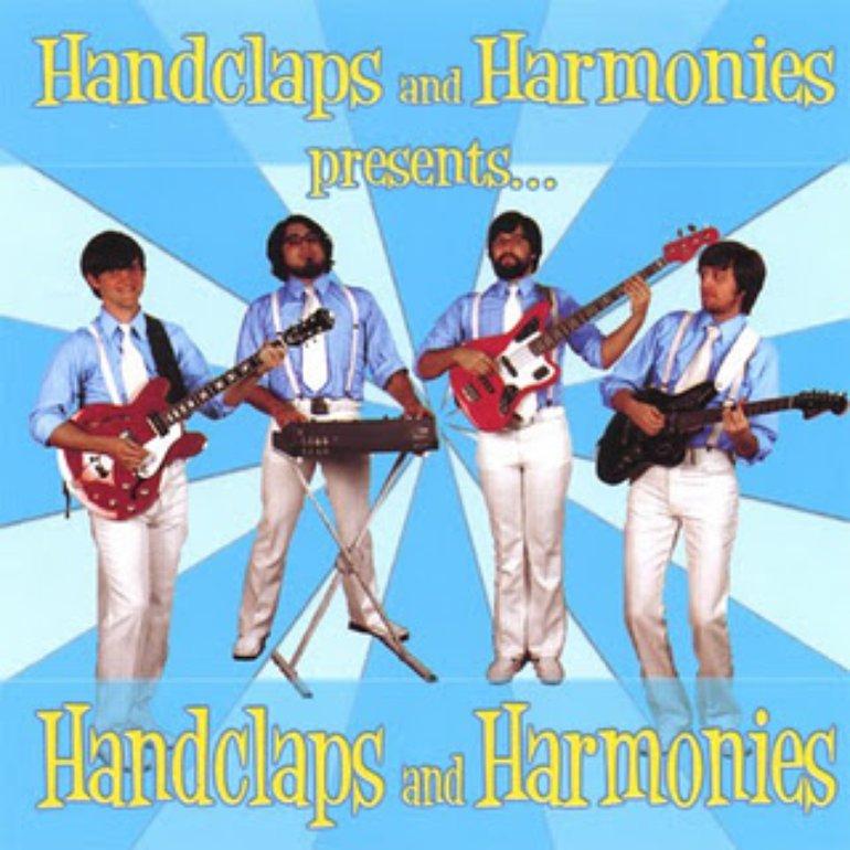 handclap的爵士鼓谱子