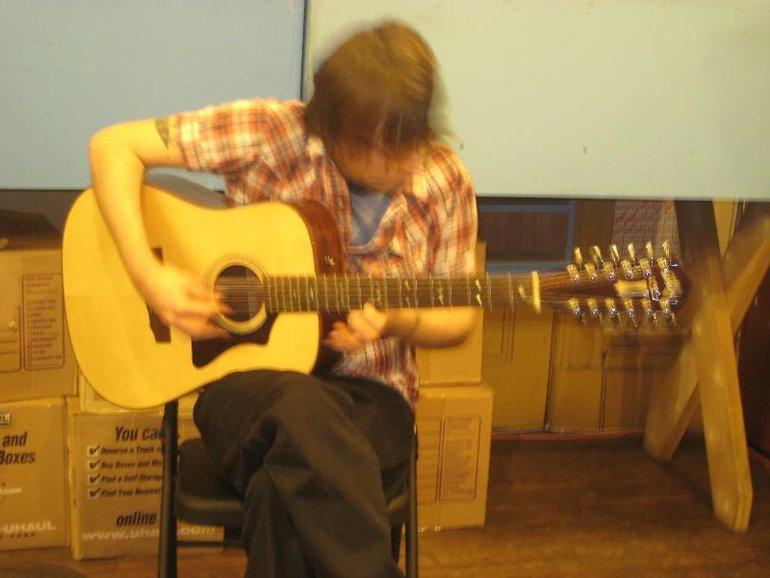 Aquarius Records, 2/5/2008