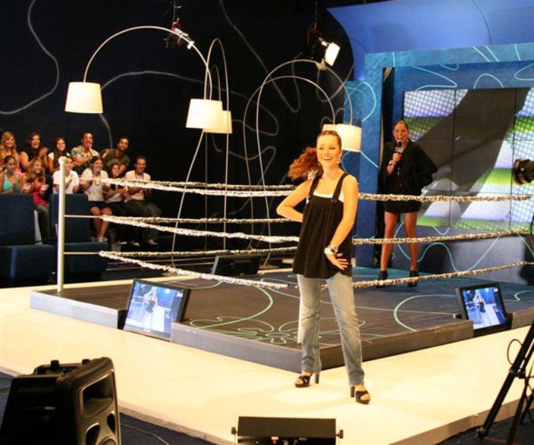 Sandy Batalha de Modelos MTV 08.04.2007
