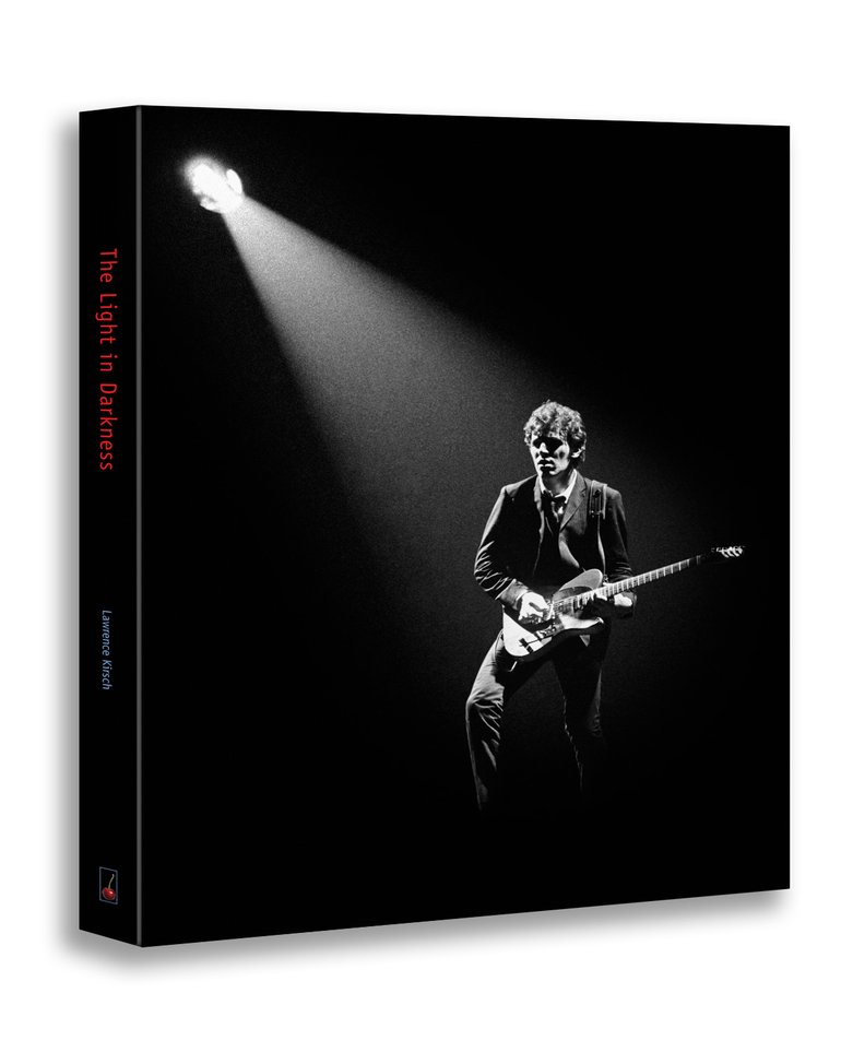 Bruce Springsteen Book: The Light in Darkness