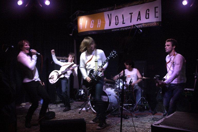 High Voltage - LIVE
