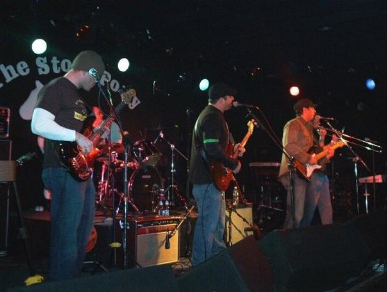 Echofission @ The Stone Pony 2/6/09