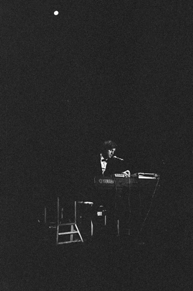 Ólafur Arnalds at StarLive,Beijing,April 3rd,2010
