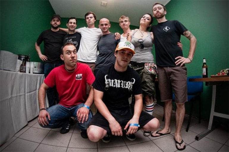 Rise Against & CF98.