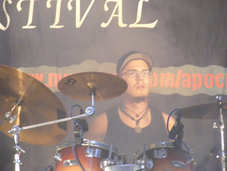 Metal Crowd 2009, Rechitsa, Belarus