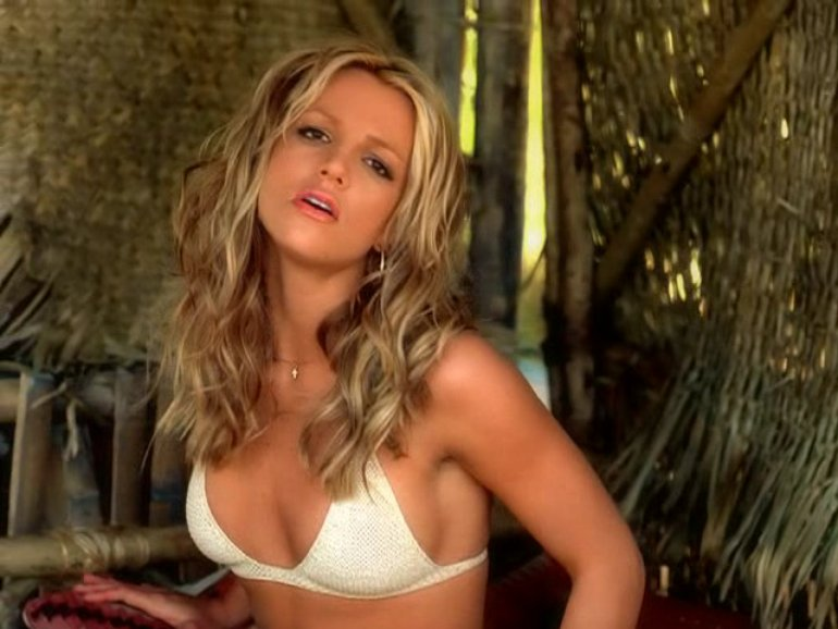 Britney Dont Let Me Be The Last To Know Music Video