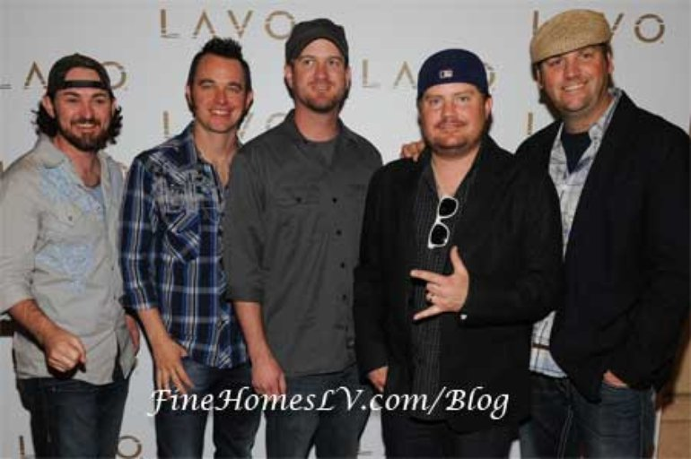 Randy Rogers Band Lavo