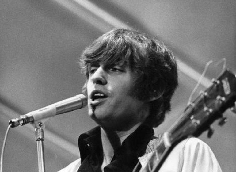Georgie Fame in Sweden, 1968