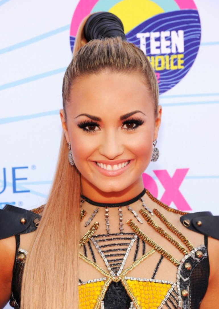 Demi on TCA