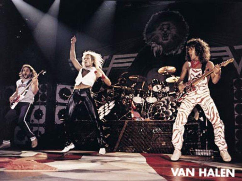 Van Halen Live Play