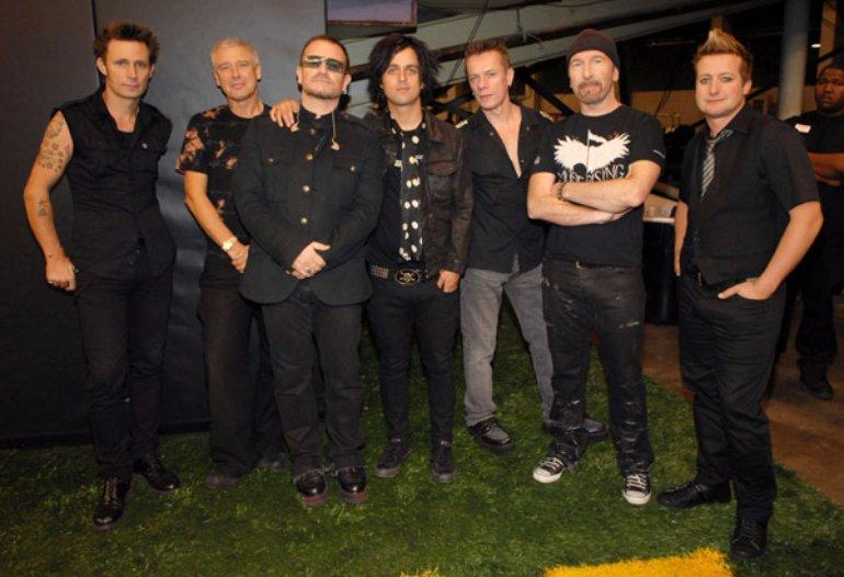 U2 (Green Day)