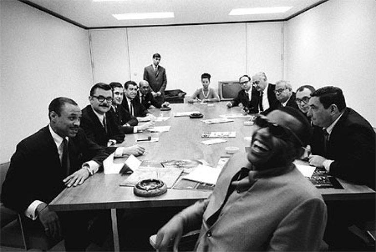 Ray the Boss, 1965